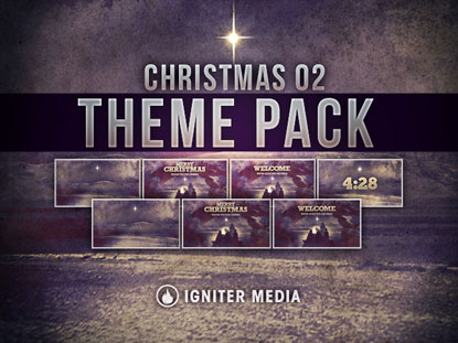 CHRISTMAS THEME PACK 02