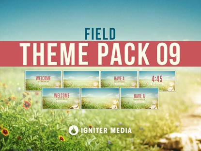 THEME PACK 09: FIELD