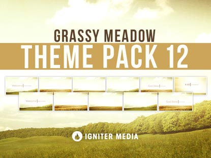 THEME PACK 12: GRASSY MEADOW