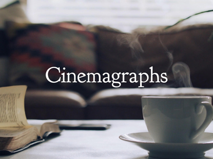 Cinemagraph Announcement Pack One