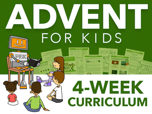ADVENT FOR KIDS CURRICULUM