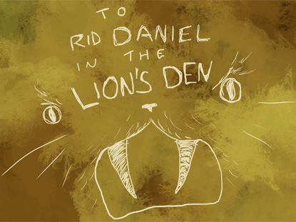 DAN AND THE DEN (STORY SONG): AUDIO AND VIDEO BUNDLE