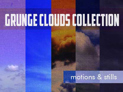 GRUNGE CLOUD COLLECTION