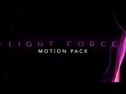 LIGHT FORCE MOTION PACK