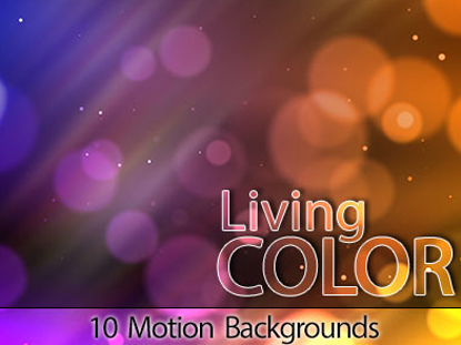 LIVING COLOR ABSTRACT MOTIONS