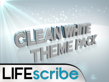 CLEAN WHITE THEME PACK