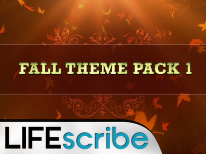 FALL THEME PACK 1
