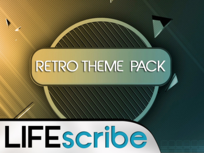 RETRO THEME PACK