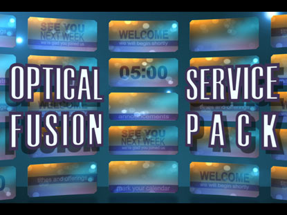 OPTICAL FUSION SERVICE PACK