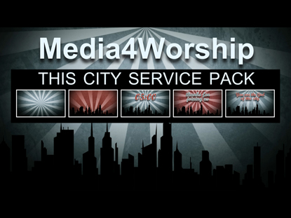 THIS CITY SERVICE PACK