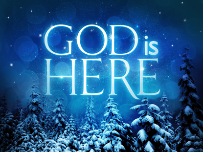 GOD IS HERE COLLECTION