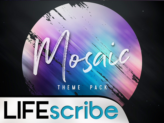 MOSAIC THEME PACK