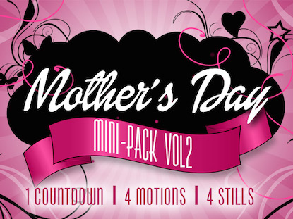 MOTHER'S DAY MINI-PACK VOL.2