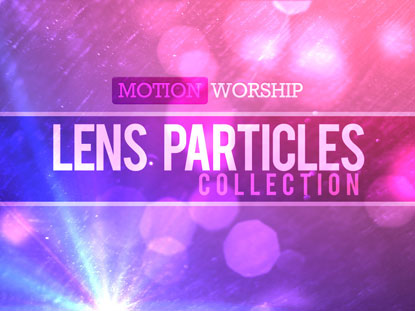LENS PARTICLES COLLECTION
