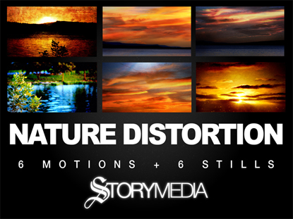 NATURE DISTORTION MOTION PACK