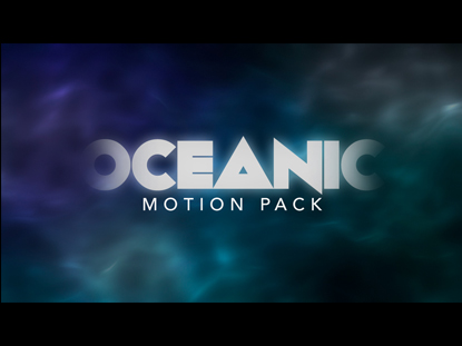 OCEANIC MOTION PACK