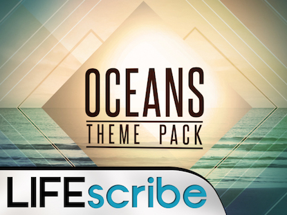 OCEANS THEME PACK