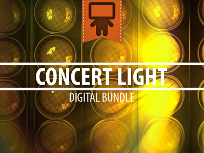 CONCERT LIGHT DIGITAL BUNDLE