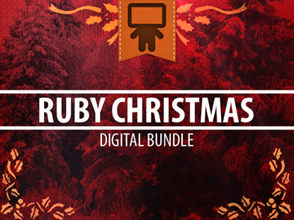 RUBY CHRISTMAS DIGITAL BUNDLE
