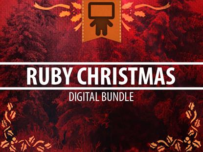 RUBY CHRISTMAS DIGITAL BUNDLE