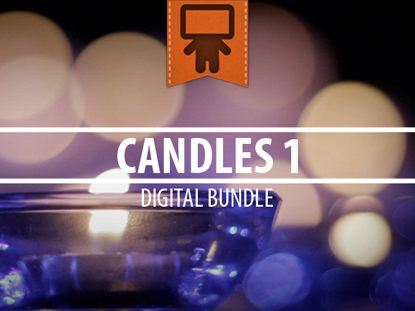 CANDLES 1 DIGITAL BUNDLE
