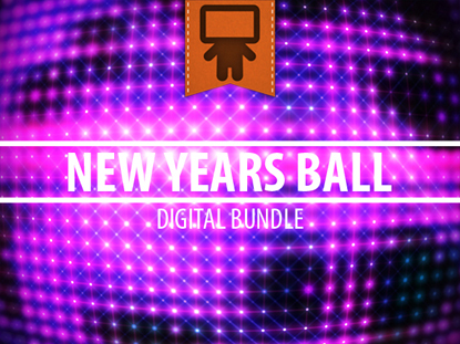 NEW YEAR'S BALL DIGITAL BUNDLE