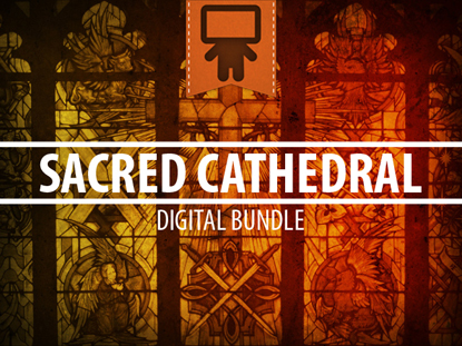 SACRED CATHEDRAL DIGITAL BUNDLE