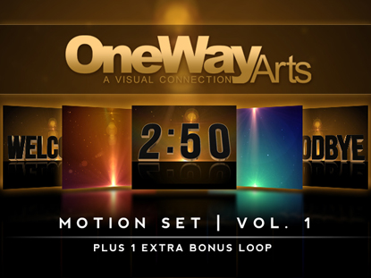 MOTION SET VOL.1