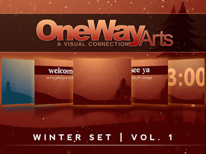 WINTER SET VOLUME 1