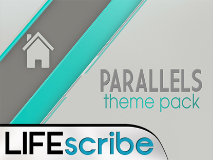 PARALLELS THEME PACK