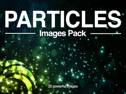 PARTICLE IMAGE PACK