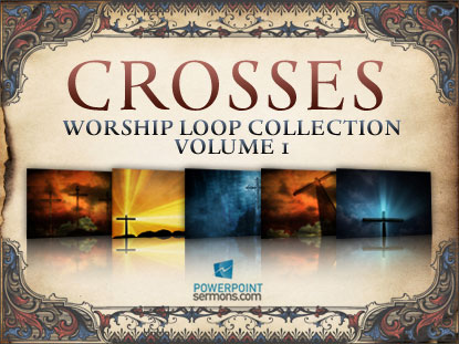CROSSES WORSHIP LOOPS, VOLUME 1