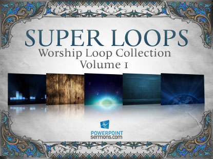 SUPER LOOPS WORSHIP LOOPS, VOLUME 1
