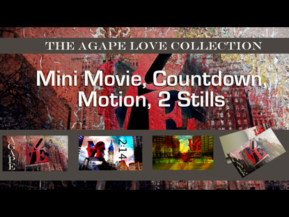 THE AGAPE LOVE COLLECTION