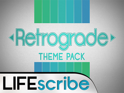 RETROGRADE THEME PACK