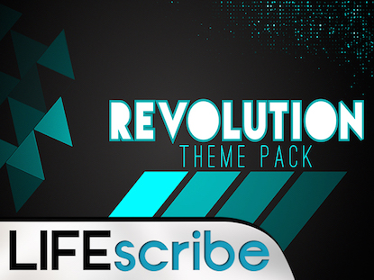 REVOLUTION THEME PACK