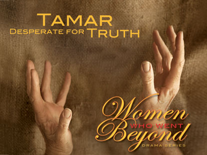 TAMAR DESPERATE FOR TRUTH