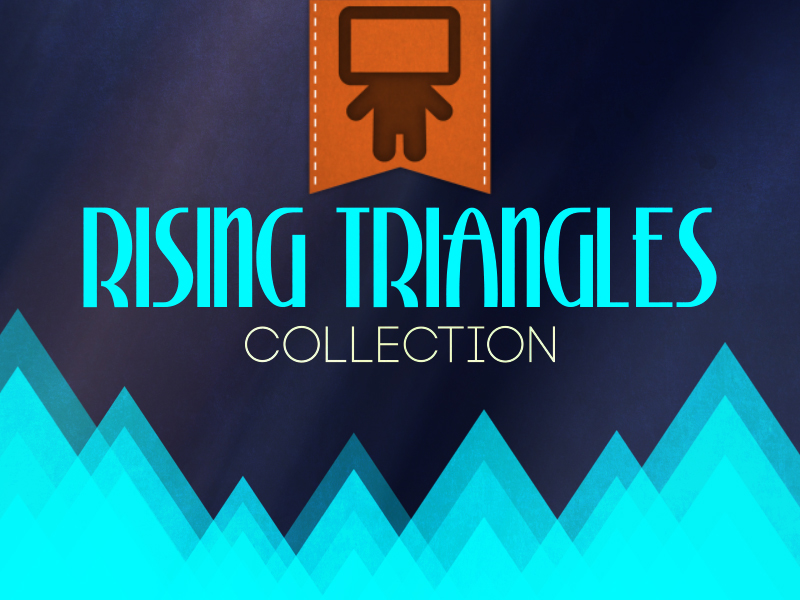 RISING TRIANGLES COLLECTION