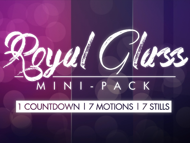 ROYAL GLASS MINI-PACK