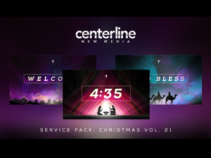 SERVICE PACK: CHRISTMAS VOL. 21