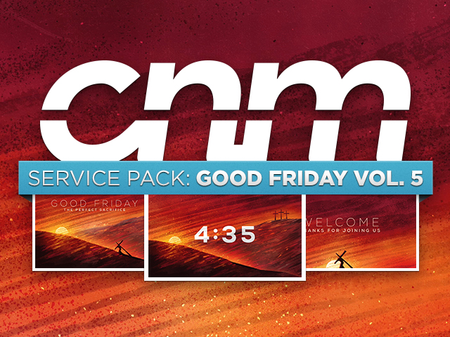 SERVICE PACK: GOOD FRIDAY VOL 5