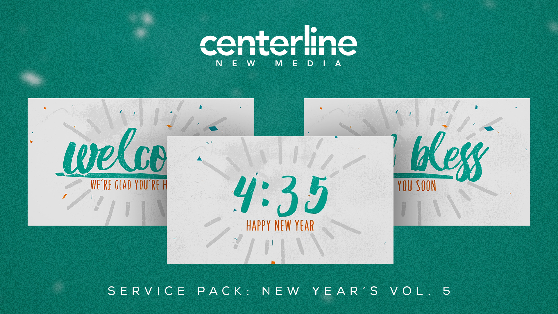SERVICE PACK: NEW YEAR'S VOL 5