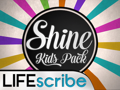 Shine Kids Pack