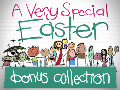 VERY SPECIAL EASTER BONUS COLLECTION