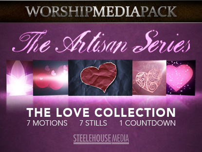THE ARTISAN SERIES: THE LOVE COLLECTION