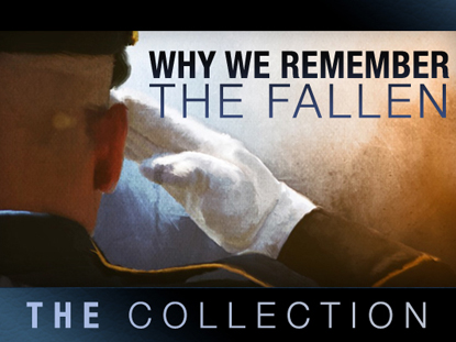 WHY WE REMEMBER THE FALLEN COLLECTION