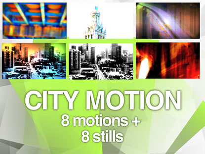CITY MOTION PACK