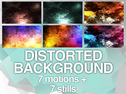 DISTORTED BACKGROUND PACK