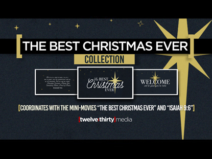 THE BEST CHRISTMAS EVER: SERIES IN A BOX