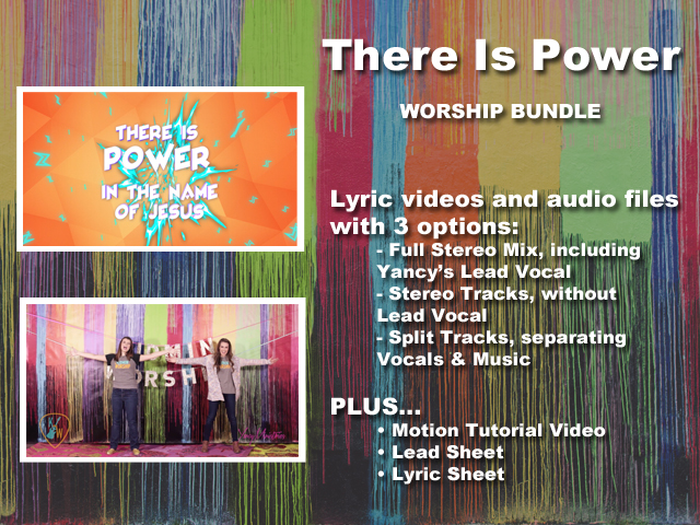 THERE IS POWER WORSHIP BUNDLE
